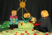 "Premijerna izvedba predstave za bebe ""Žuti maslačak"""
