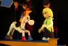 Postfestivalski lutkarski kids program u organizaciji  Dječije, omladinske i lutkarske scene zeničkog BNP-a