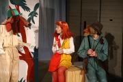 Neobična šuma i Vukova gluma