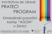 """Omladinski pozorišni kamp """"Agon"""""""