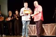 """Nagrada za lutkarsku animaciju u predstavi """"Prodani smijeh"""" na 19. Lut Festu"""