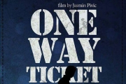 "Član DOL scene BNP-a u filmu ""One Way Ticket"""