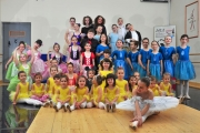Premijera prve zeničke baletne predstave